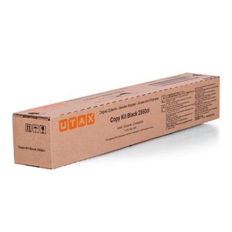 Utax originál toner 662510010, black, 12000str., Utax 2550ci