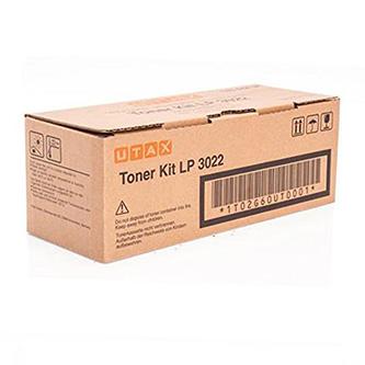 Utax originál toner 4402210010, black, Utax LP3022, TA LP4022