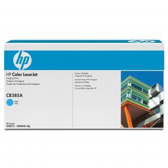 HP originál válec CB385A, cyan, 35000s, HP Color LaserJet CP6015, CM6030, 6040