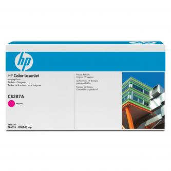 HP originál válec CB387A, magenta, 35000s, HP Color LaserJet CP6015, CM6030, 604