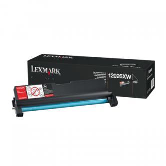 Lexmark originál válec 12026XW, black, 25000s, Lexmark E120