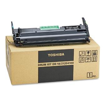 Toshiba originál válec DK18, black, Toshiba DP 80, 85