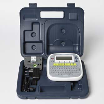 Tlačiareň samolepiacich štítkov Brother, PT-D200VP, s kufrom