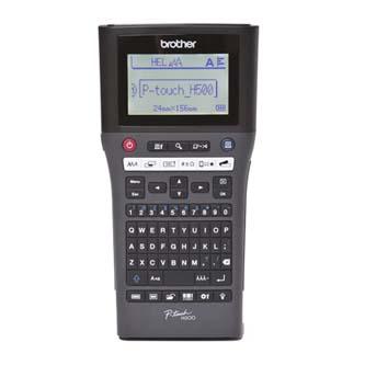 Tlačiareň samolepiacich štítkov Brother, PT-H500